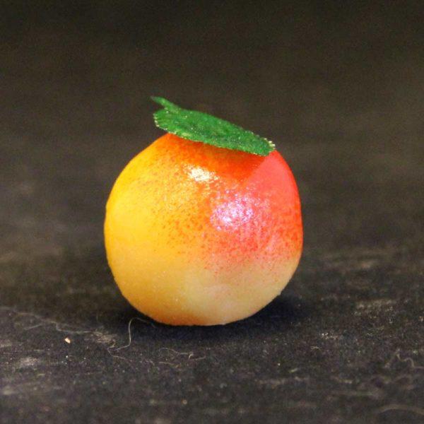 Pommes au Calvados détail